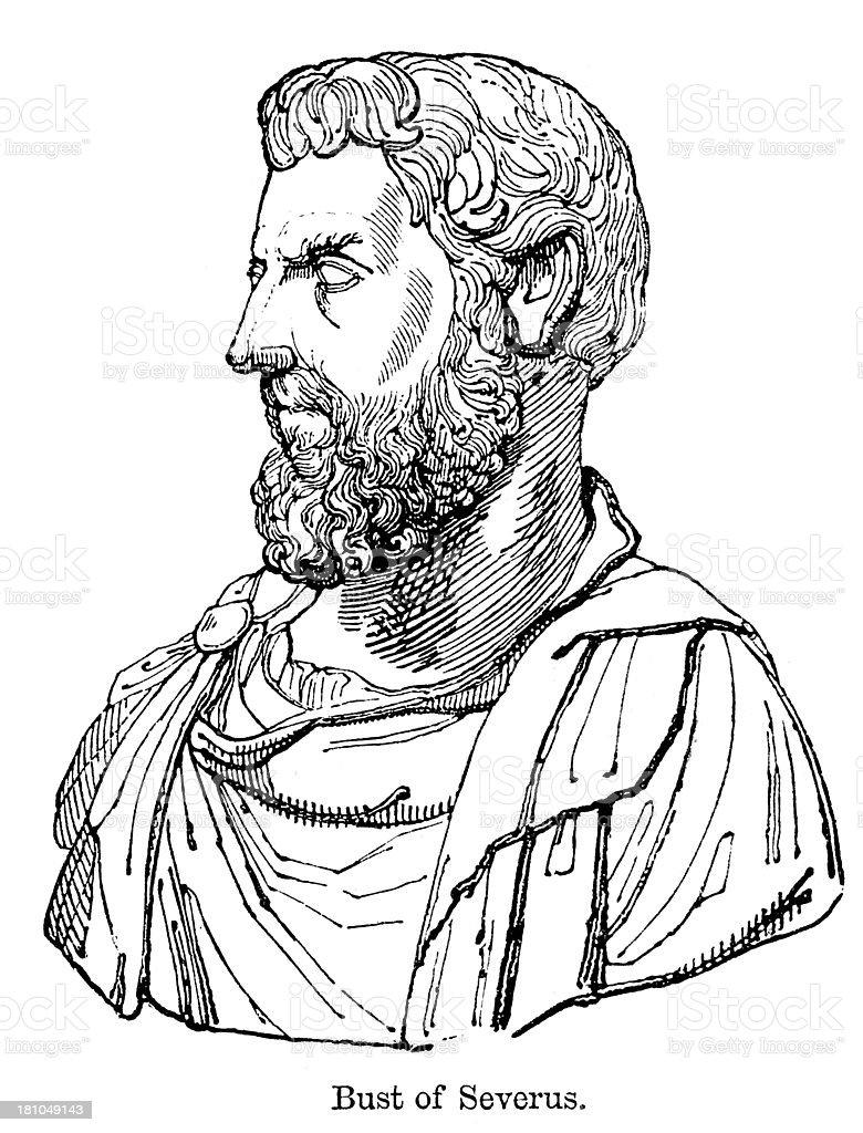 Septimius Severus royalty-free septimius severus stock vector art & more images of ancient