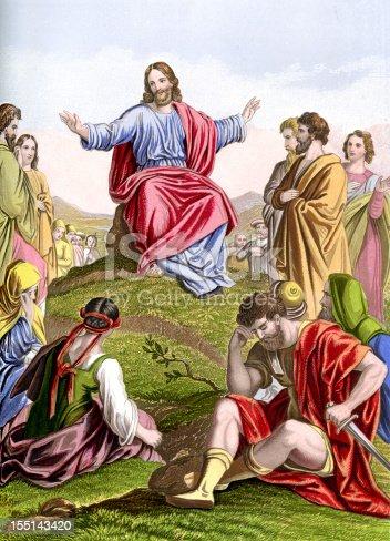 istock Sermon on the Mount 155143420
