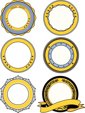 Set of Seals