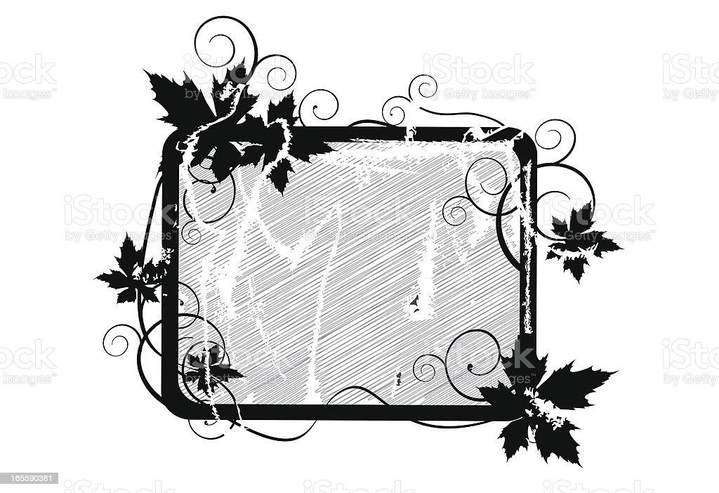 shabby frame royalty-free shabby frame stock vector art & more images of alcohol