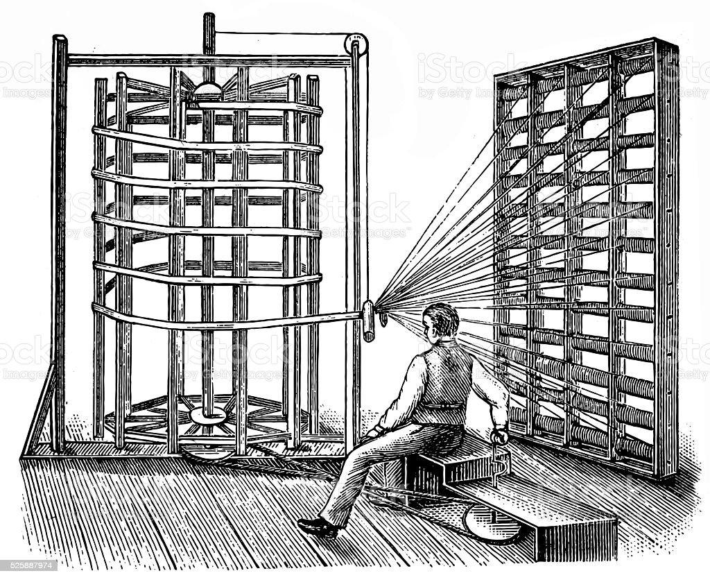 Scher Rahmen Stock Vektor Art und mehr Bilder von 19. Jahrhundert ...