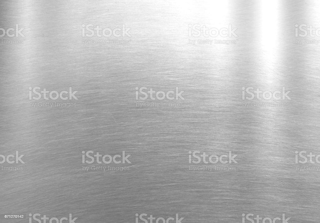 Sheet Metal Silver Solid Black Background Stock Vektor Art Und Mehr