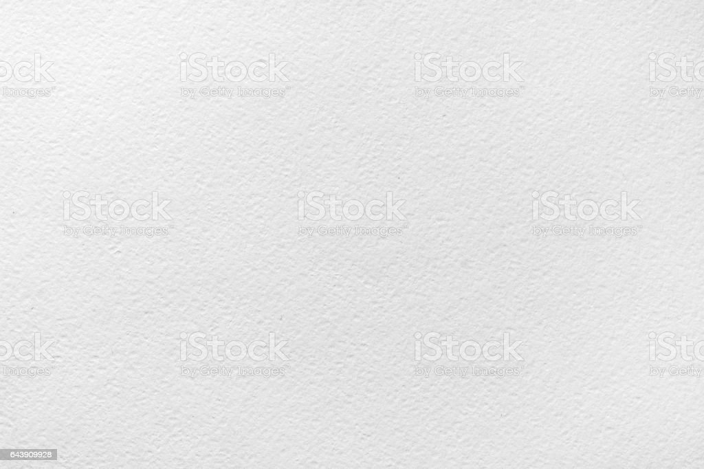 Sheet of white watercolor paper vector art illustration