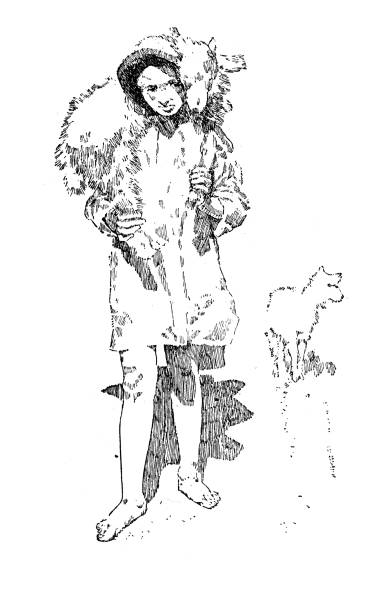 Best Shepherd Boy Illustrations, Royalty-Free Vector