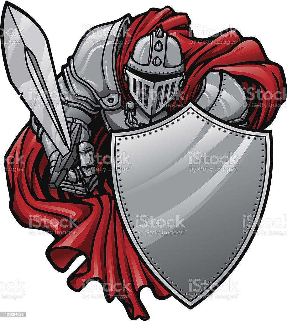 Shielding Knight