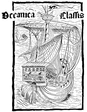 Ship Of Christopher Columbus