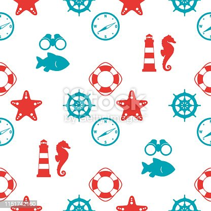 Seamless pattern suitable for paper of textile print designs