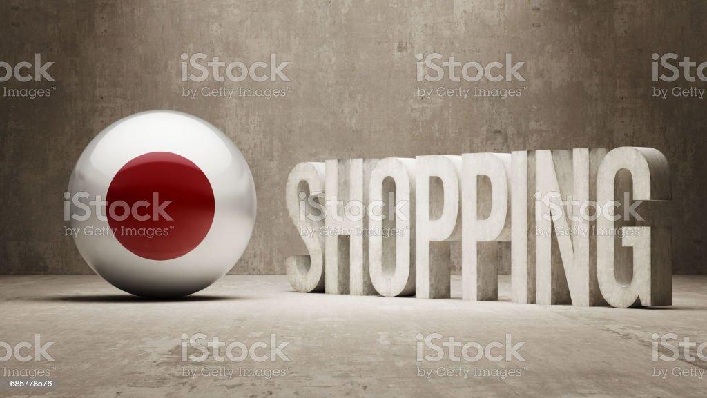 Shopping-Konzept Lizenzfreies shoppingkonzept stock vektor art und mehr bilder von asien