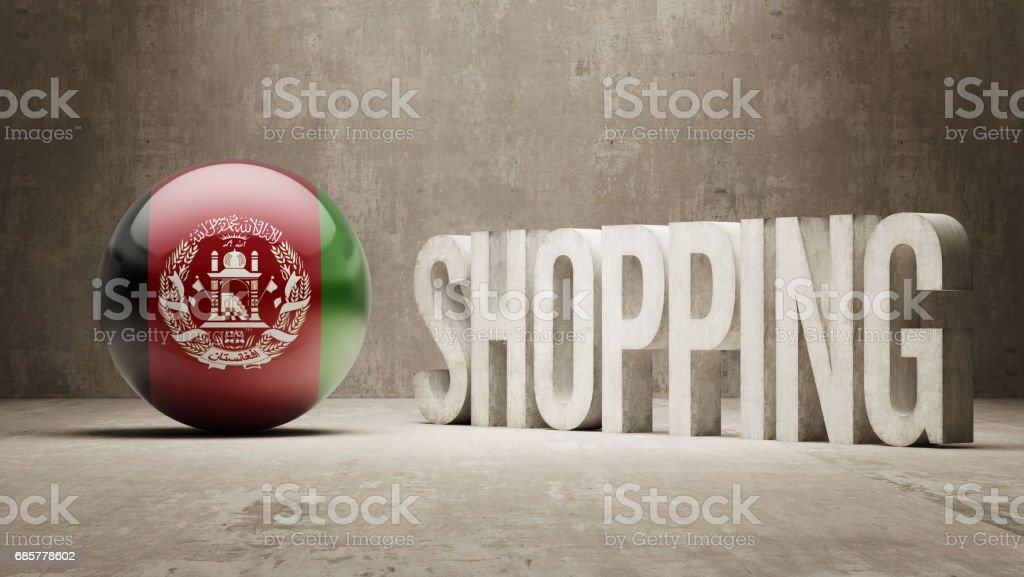 Shopping Concept royalty-free shopping concept stock vector art & more images of afghani flag