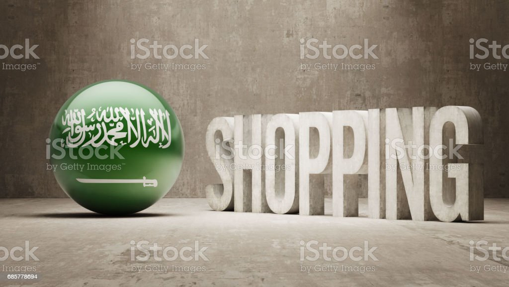Shopping Concept royalty-free shopping concept stock vector art & more images of arabia