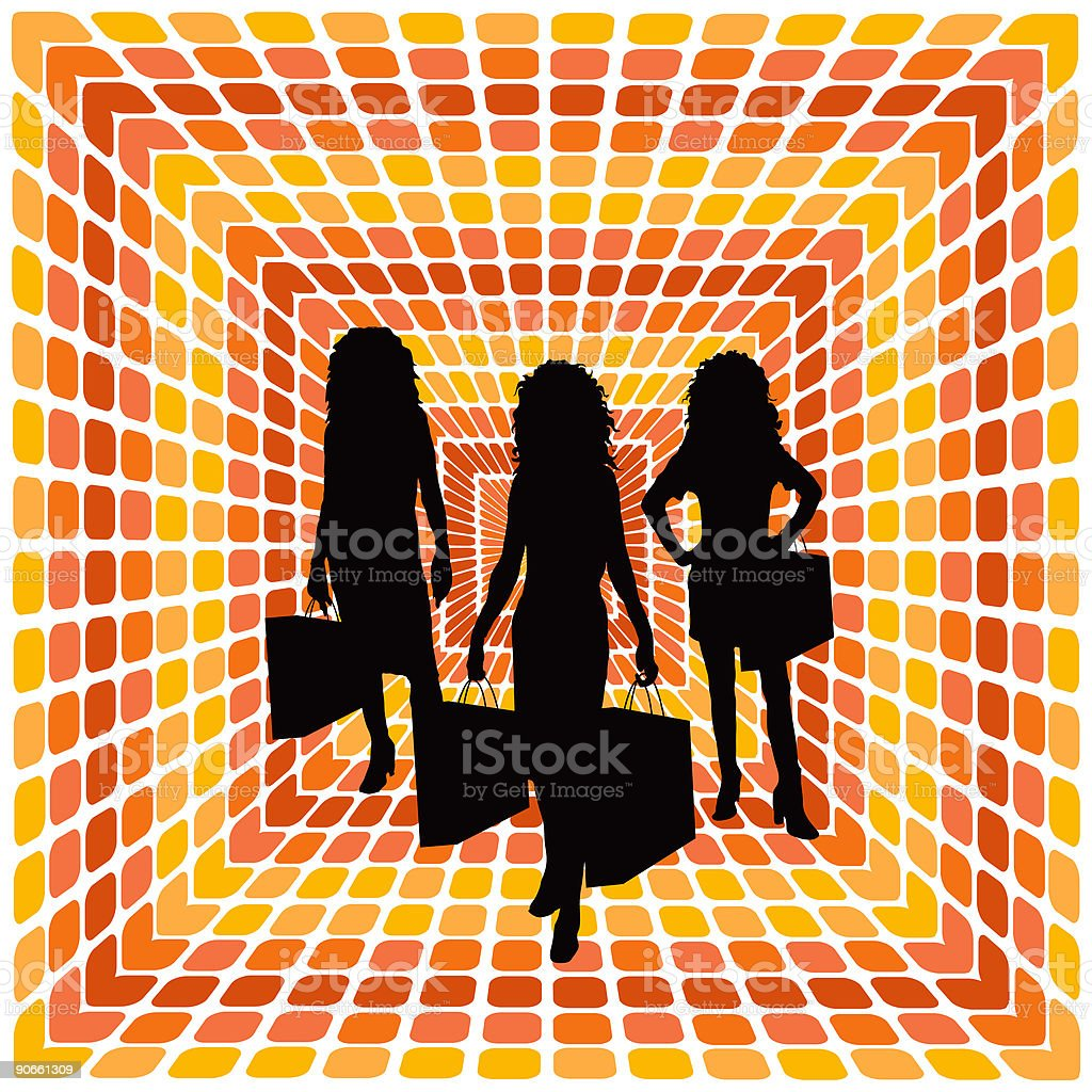 Shopping trip royalty-free shopping trip stock vector art & more images of abstract