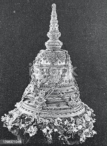 istock Shrine of the sacred Buddha tooth 1298321049