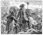 Siege of Landau (1702) ,King Joseph in front of Landau