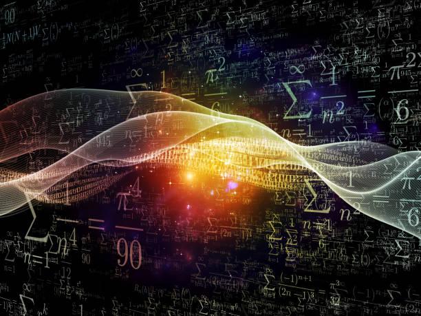 Sigma of Math vector art illustration