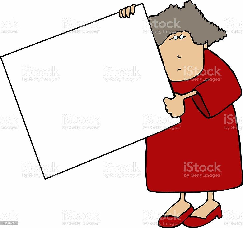 Sign Woman royalty-free sign woman stock vector art & more images of adult