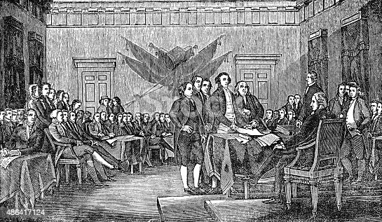 what were the causes and consequences of the american declaration of independence in 1776 The declaration of independence gave birth to what is known today as the united states of america the document is symbolic of american democracy and one of the free charters of freedom the words stated in the declaration rallied support from colonists at home, and colonists living abroad.