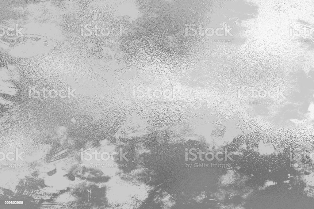 Abstract Art Mixed Media Grunge Stock Photo: Silver Grunge Foil Texture Stock Vector Art & More Images