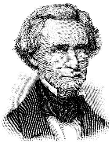 Simon Cameron - Pennsylvania Senator