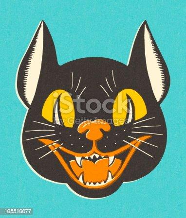 istock Sinister Cat 165516077