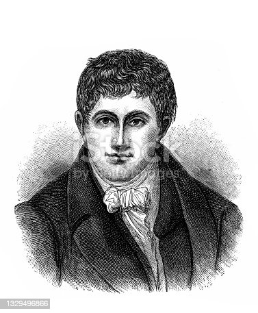 istock Sir Humphry Davy,  (17 December 1778 – 29 May 1829) was a Cornish chemist and inventor who invented the Davy lamp and a very early form of arc lamp 1329496866