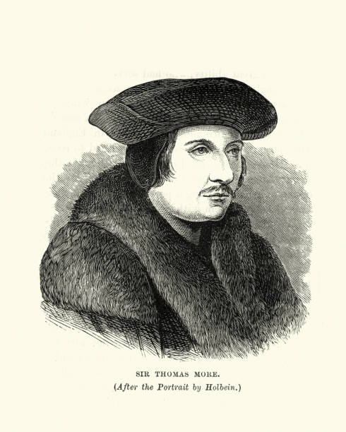 an analysis of sir thomas more s Blessed thomas moore is more important at this moment than at any moment since his death,  sir thomas more,  thomas more's account in a letter to his daughter.