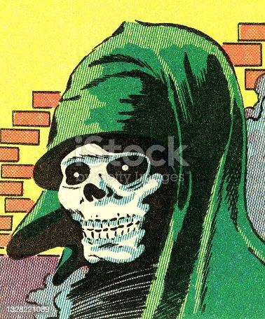 Skeletal Grim Reaper