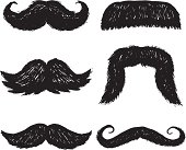 sketchy mustaches