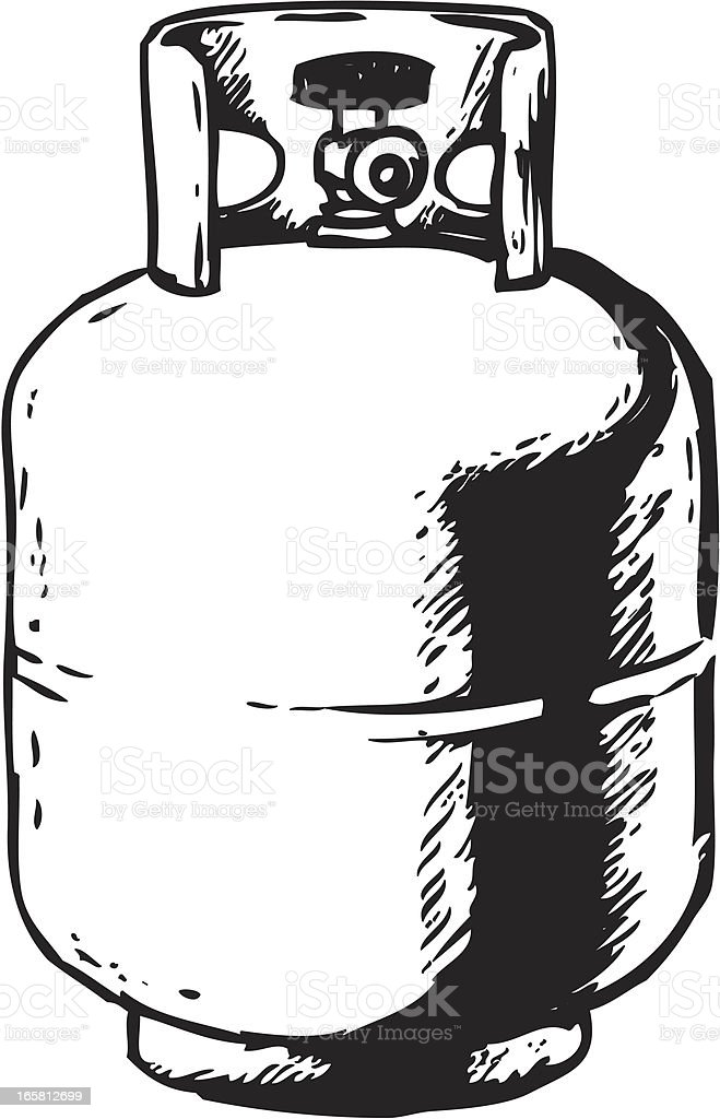 sketchy propane royalty-free sketchy propane stock vector art & more images of cartoon