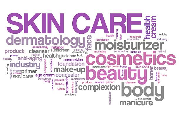 skincare - dermatologist stock illustrations, clip art, cartoons, & icons