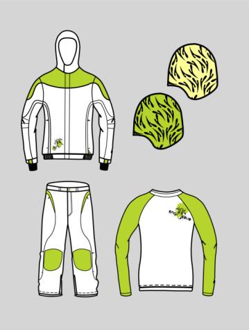 ski/snowboard clothes