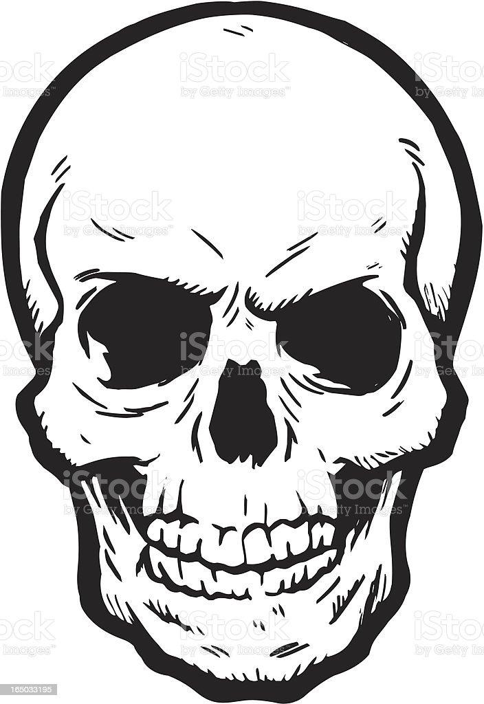 Cráneo - Arte vectorial de stock y más imágenes de Anatomía ...