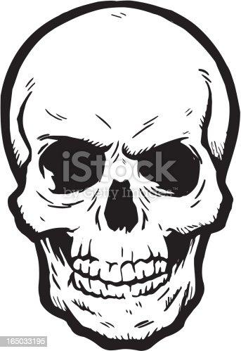 istock Skull 165033195