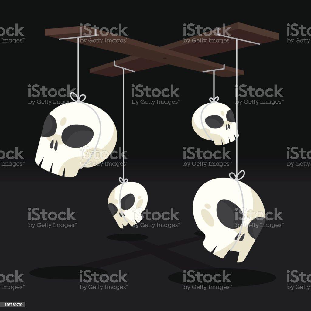 Skull mobile royalty-free skull mobile stock vector art & more images of cartoon