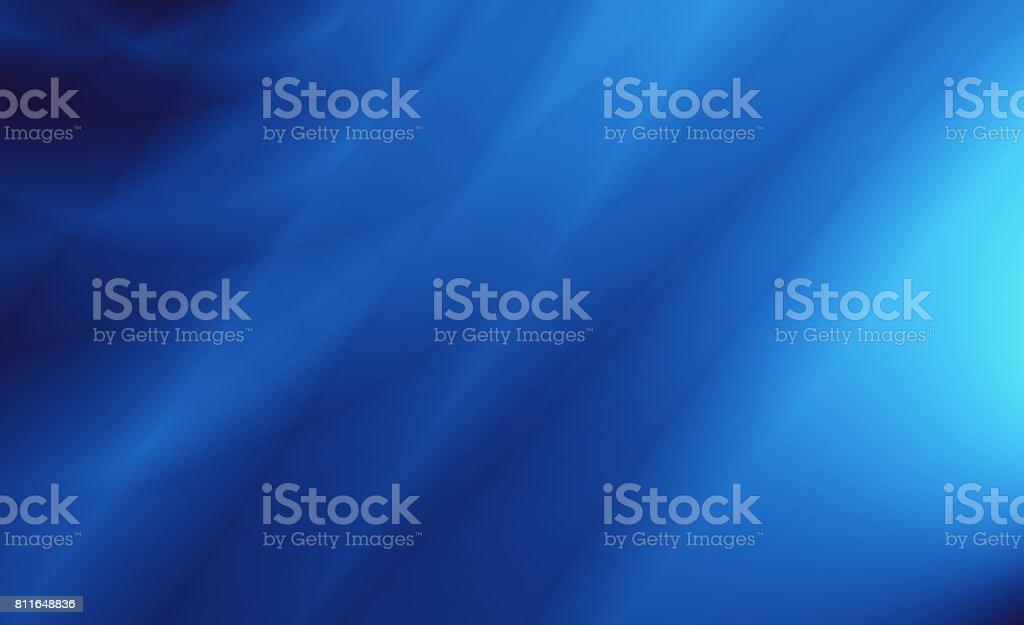 Gök mavisi fantezi grafik desen tasarım vektör sanat illüstrasyonu