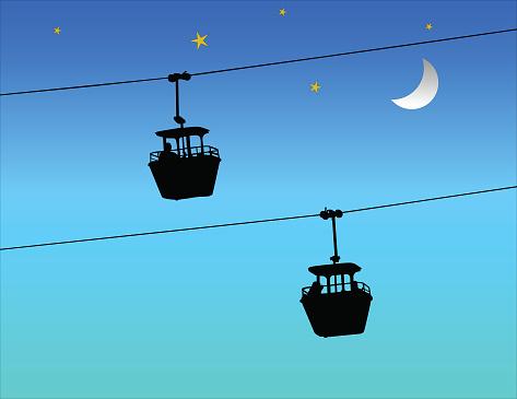 Sky Ride (Vector)