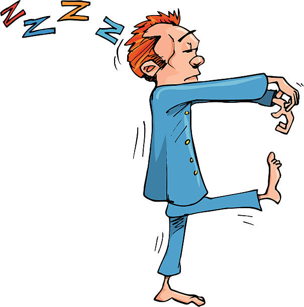 how to know if someone is sleepwalking
