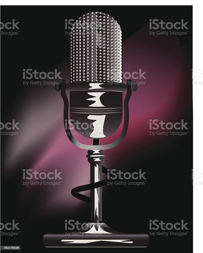 Mic royalty-free mic stock vector art & more images of asking