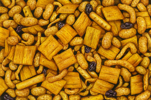 Snack Mix - Curry