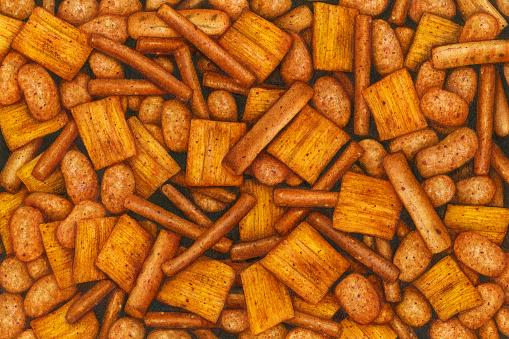 Snack Mix - Spicy