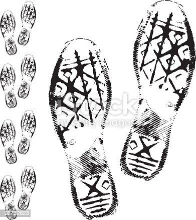 istock sneaker print 92732623