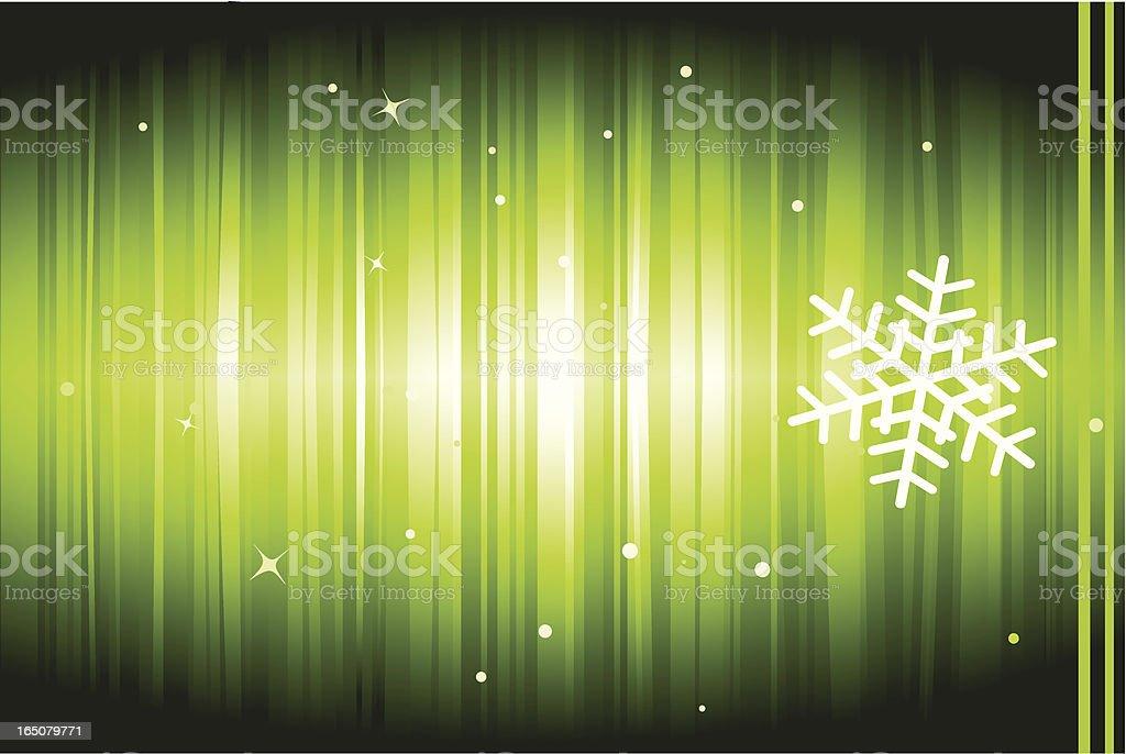 Snowflake royalty-free stock vector art