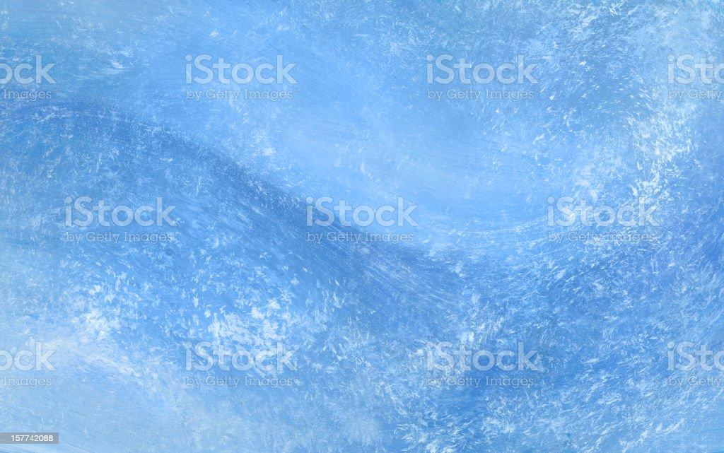 Snowstorm royalty-free stock vector art