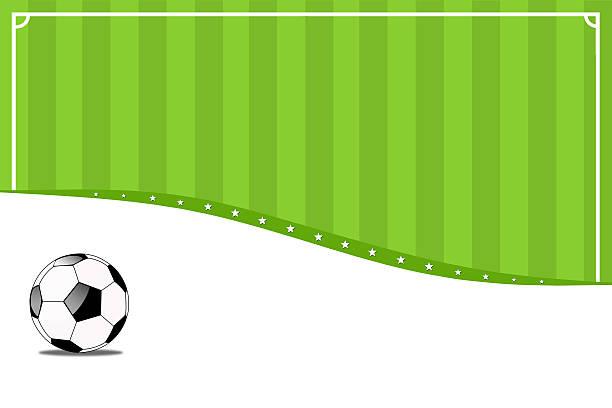 サッカーの背景。 - グランドオープン点のイラスト素材/クリップアート素材/マンガ素材/アイコン素材