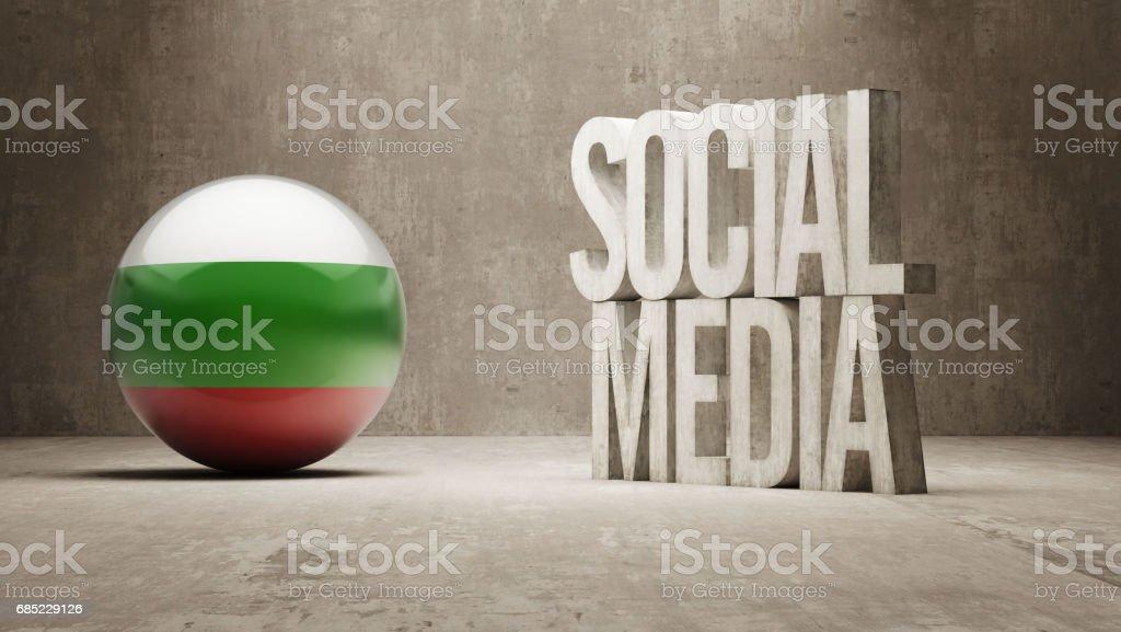Social Media Concept social media concept - arte vetorial de stock e mais imagens de argentina royalty-free