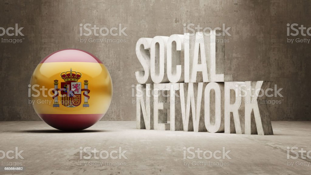 Social Network royalty-free social network stock vector art & more images of business