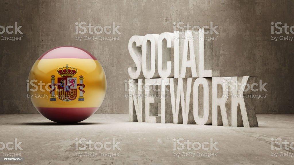 Social Network social network - arte vetorial de stock e mais imagens de bandeira royalty-free