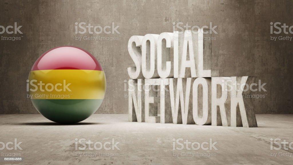 Social Network social network - arte vetorial de stock e mais imagens de américa do sul royalty-free