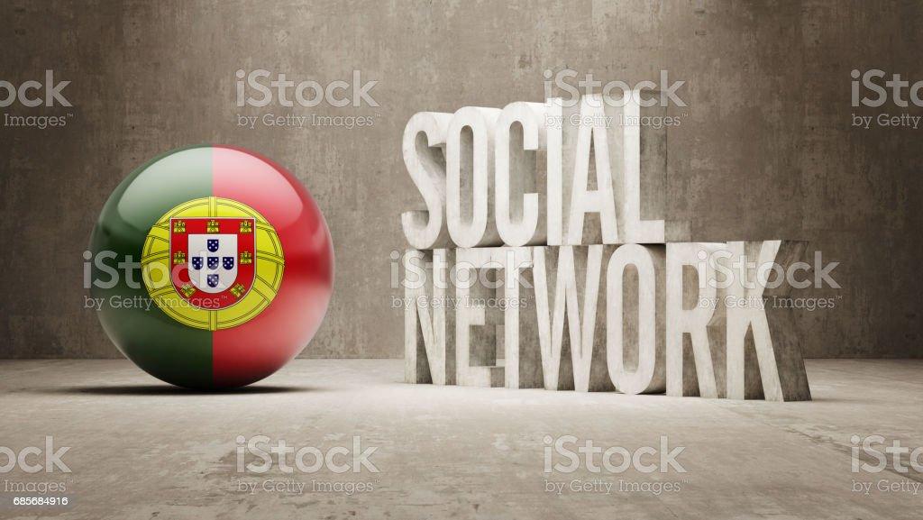 Social Network 免版稅 social network 向量插圖及更多 互聯網 圖片