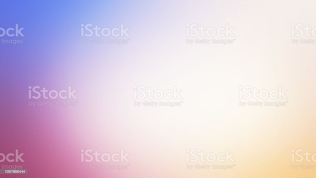 Soft cloudy is gradient pastel,Abstract sky background in sweet color vector art illustration