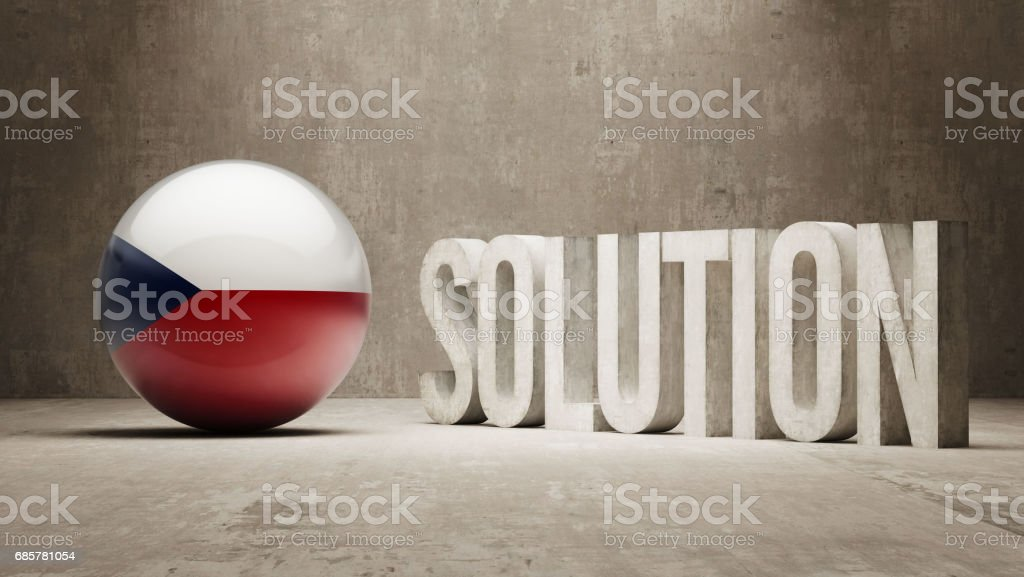 Solution Concept royalty-free solution concept stock vector art & more images of advice